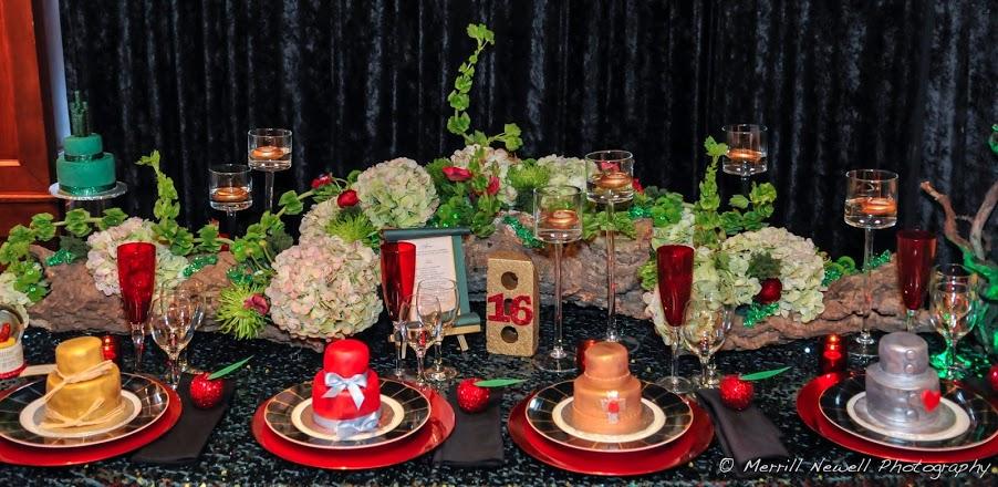 A Wedding in OZ at the Original Wedding Soiree |