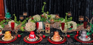 Wizard of Oz Reception Tablescape