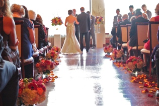 Fall Ceremony at the Rosewater Room