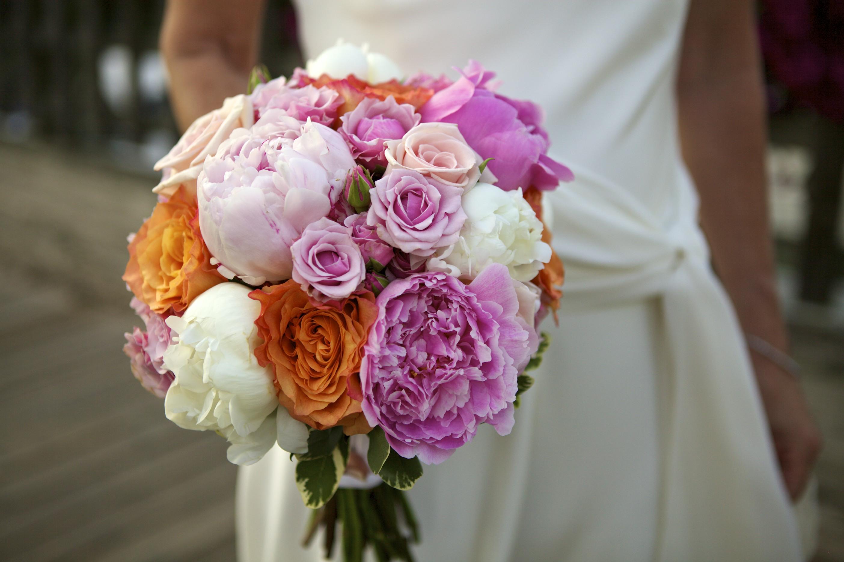An Intimate Wedding on Toronto Island  