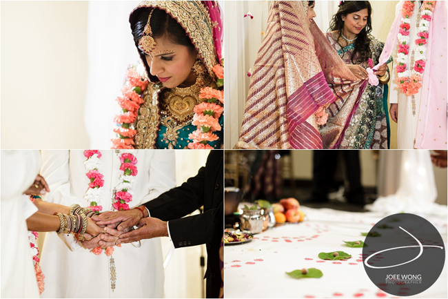 Hindu ceremony details