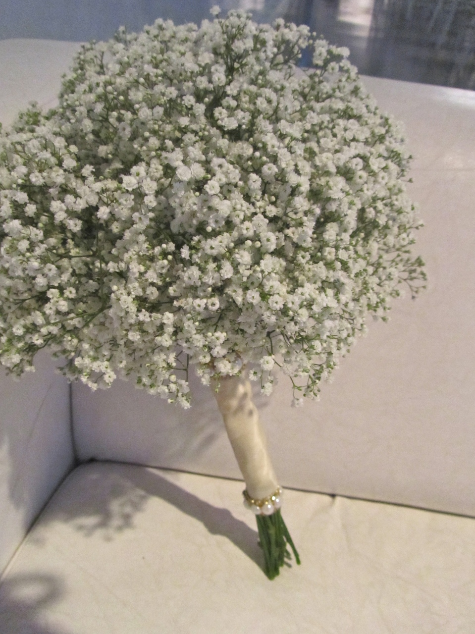 Bouquet of baby's breath