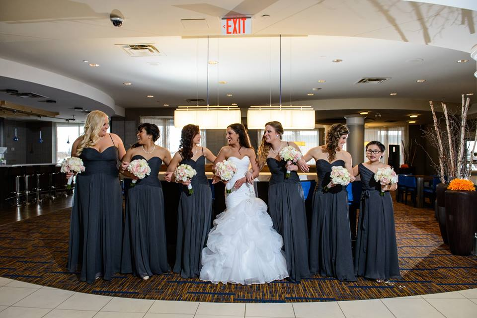 Bailey's Bridal Party