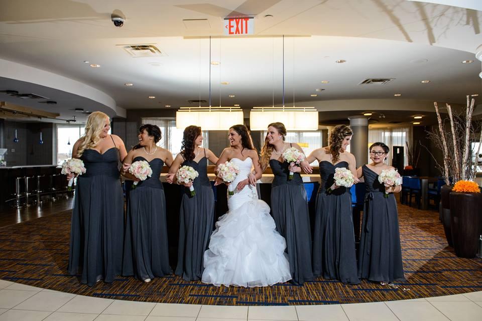 Bailey's Bridal Party