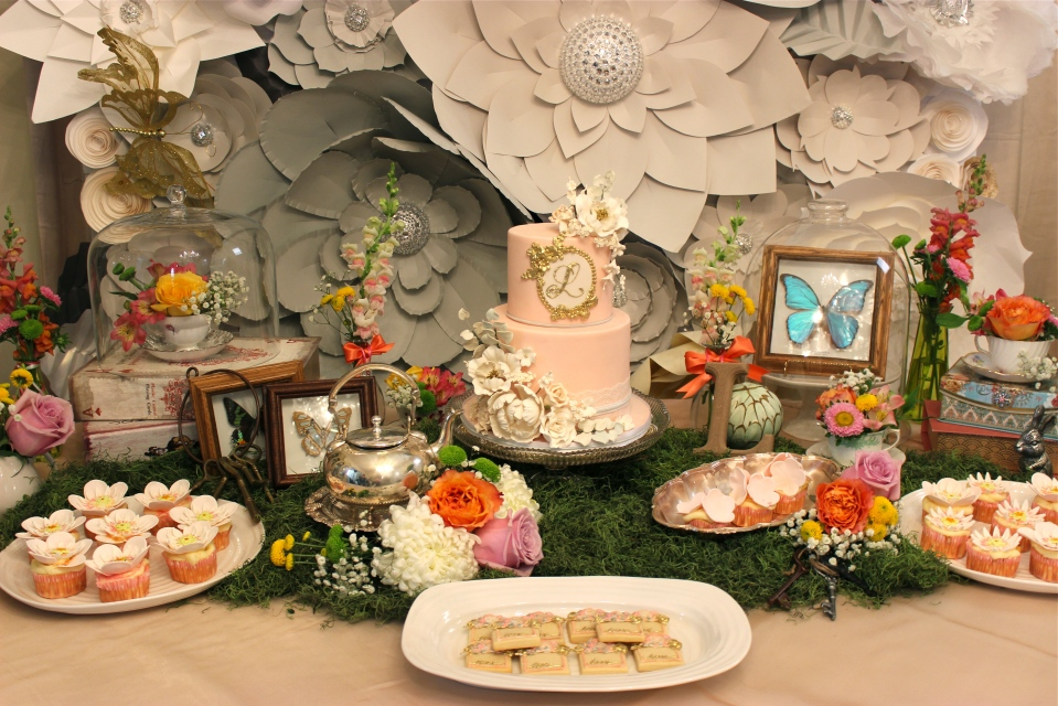 Mad Hatter Sweet Table