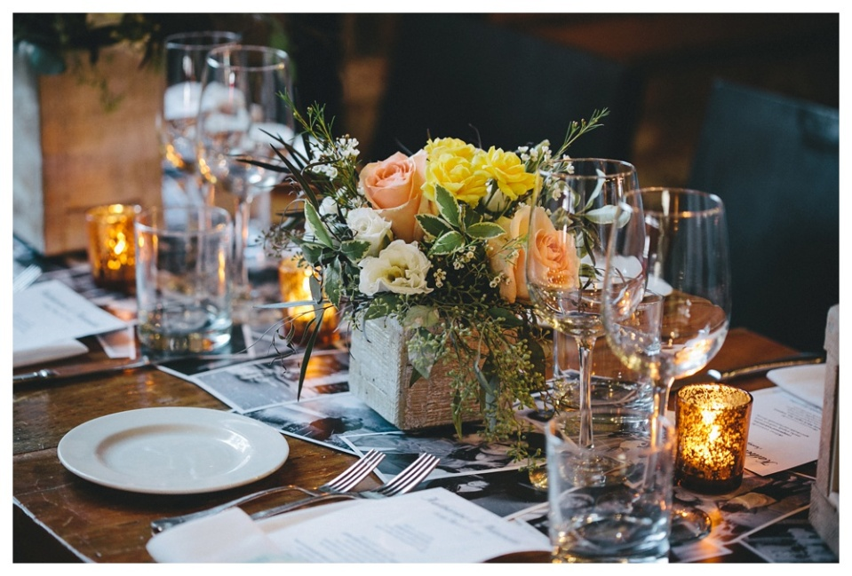 Rustic Chic Centerpiece - Archeo