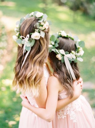 Flower Girl Crowns